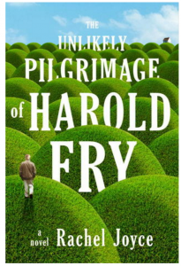 Harold Fry, Pilgrimage