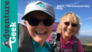 Day 2 The Cotswold Way