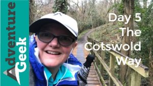 day 5 of The Cotswold Way