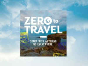 zero to travel white