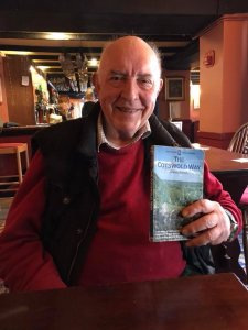 Roy from Majors Retreat on The Cotswold Way