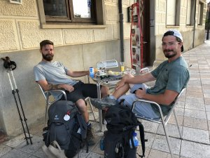 People from the Camino