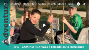 Camino Frances, Terradillos to Bercianos
