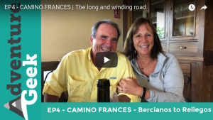 EP4- CAMINO FRANCES | The long and winding road DAY: Bercianos to Reliegos