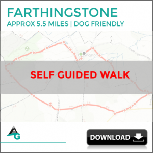 NORTHANTS SHORT WALK | FARTHINGSTONE