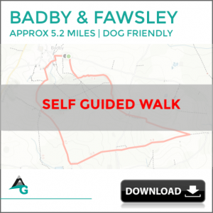 BADBY AND FAWSLEY SELF GUIDED WALK | NORTHANTS