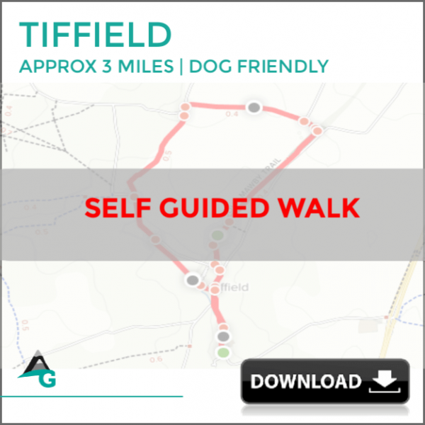 Tiffield walk, download and go