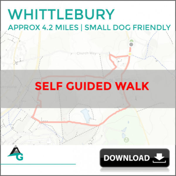 WHITTLEBURY NORTHANTS SELF GUIDED WALK DOWNLOAD