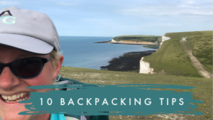 ten backpacking lessons learned from walking the South Downs Way