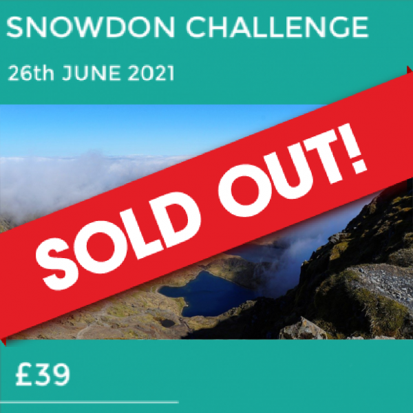 Snowdon sold out