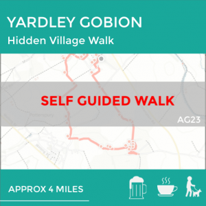 Yardley Gobion and Furtho hidden village walk