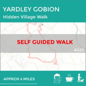 Yardley Gobion and Furtho hidden village walk