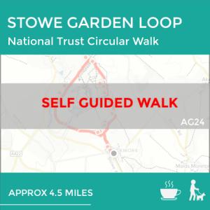Stowe Garden Loop walk