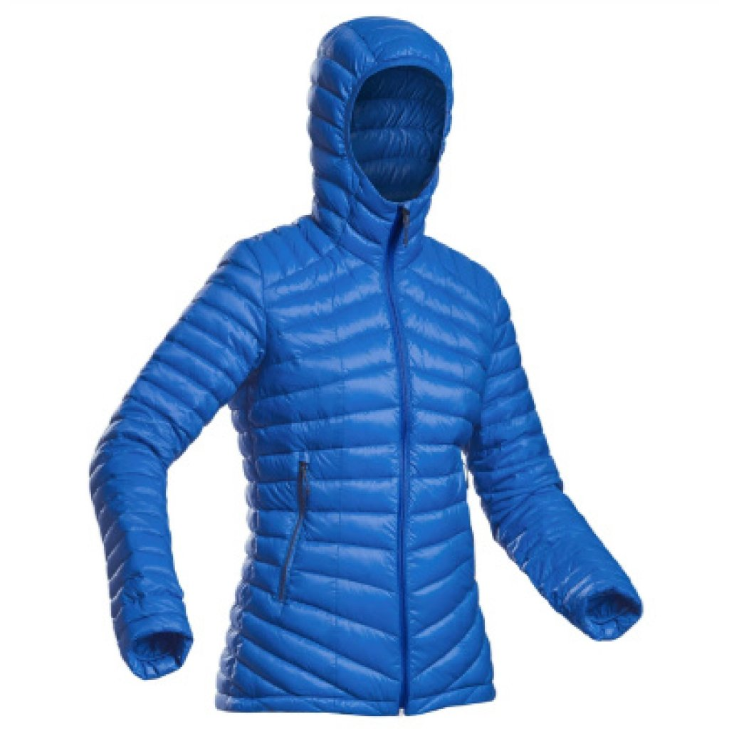 Ultralight down jacket