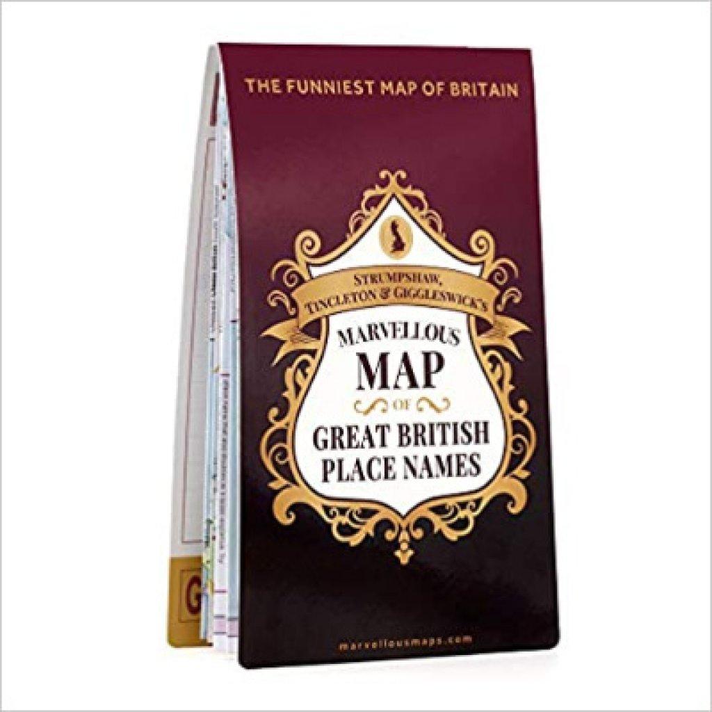 Marvellous map