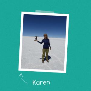 Karen Roberts - AG Walk Leader