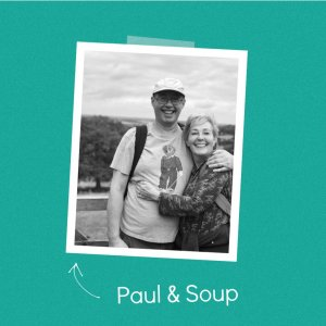 Paul & Soup Dumpleton
