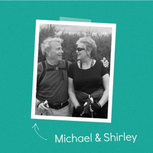 Michael & Shirley Stern - AG Walk Leaders