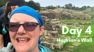 Day 4 on Hadrian's Wall