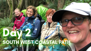 Day 2 - South West Coastal Path