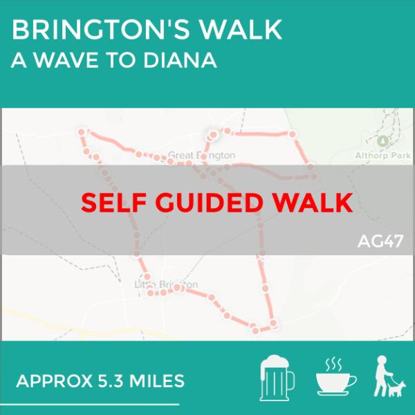Great Brington self guided walks