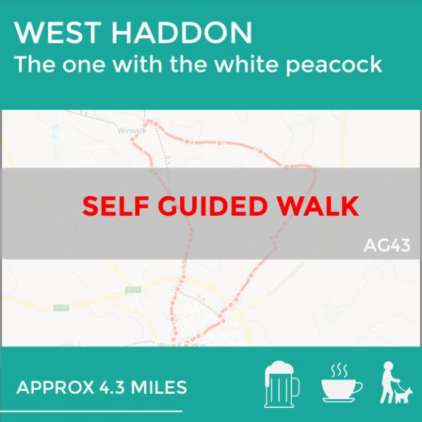 West haddon and winwick walk adventure geek