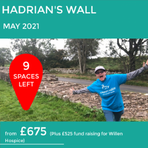 Hadrians' Wall