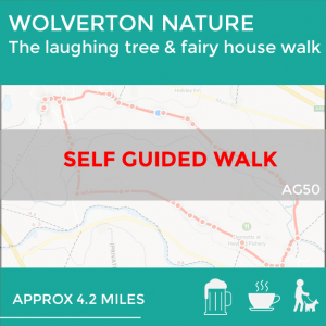 Wolverton Mill Nature Reserve Walk AG50