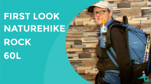 Naturehike Rock 60L pack review