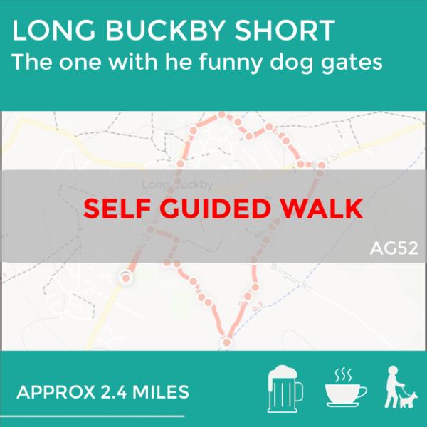 AG52 - Long Buckby Short walk - Northants