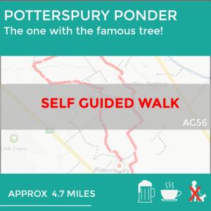 AG56 - Potterspury Ponder self guided walk