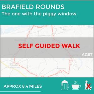 AG67 - Brafield Rounds