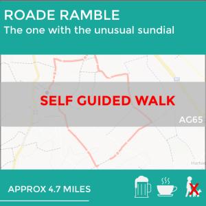 AG65 - Roade Ramble