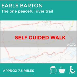 AG72 - Earls Barton self guided walk