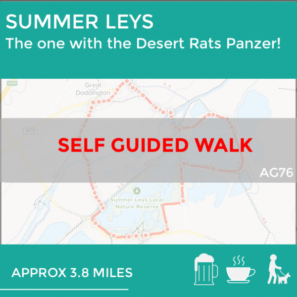 Summer leys walk northants - AG76