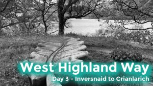 West Highland Way - day 3