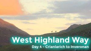 West Highland Way day 4