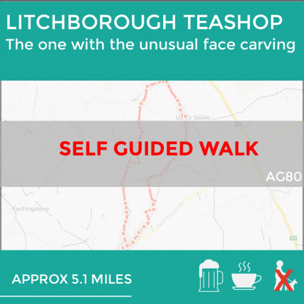 Litchborough self guided walk, northants